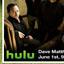Hulu mit 1. Live Konzert